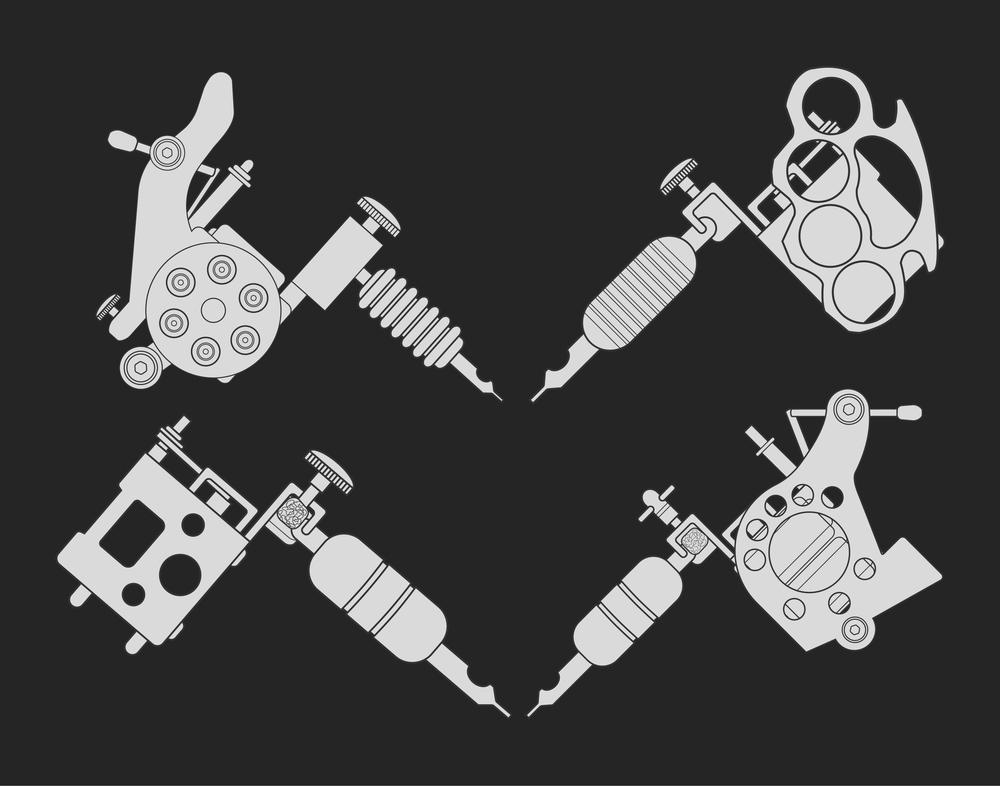 выбрать тату оборудование