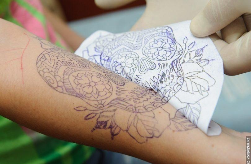 Как выбрать трансферную бумагу для татуировок?