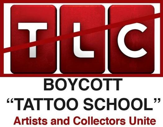 Бойкот «Школе Татуировки» телеканала Discovery